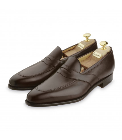Black box Saddle loafers Penny 464
