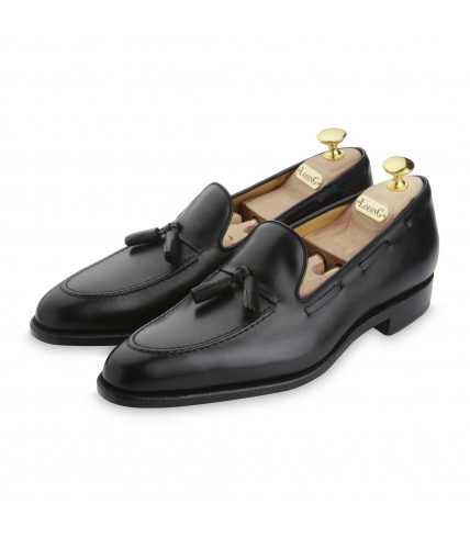 Tassel loafer Windsor 463 - Black