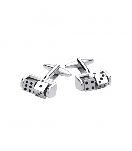 Rolling Dices cufflinks